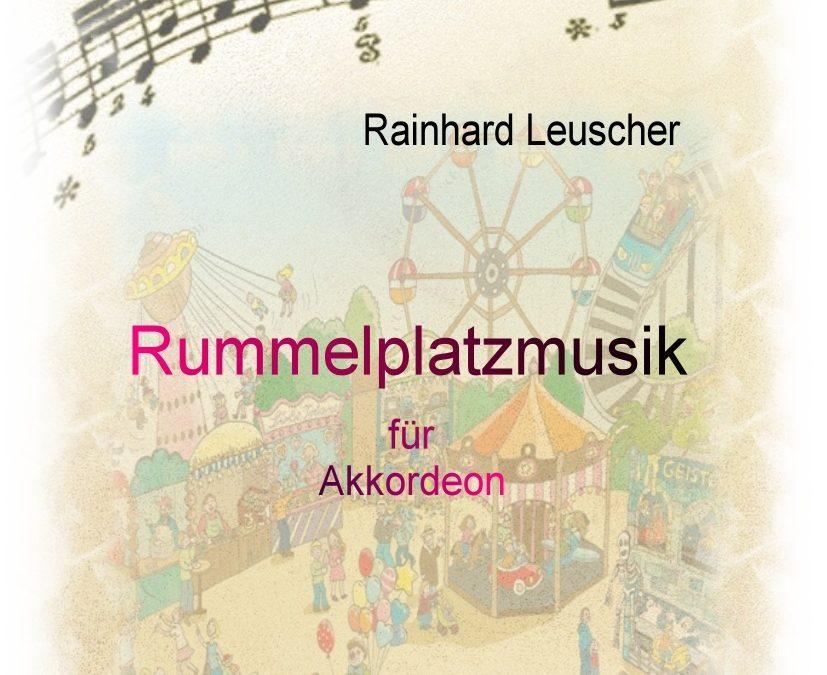 """R. Leuscher: """"Rummelplatzmusik"""" – Vorwort"""